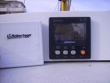DISPLAY ROBERTSON DATALINE S/D Electrônica