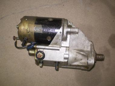 MOTOR ARRANQUE 24V  A.D.E P/N  22-48103 Motores