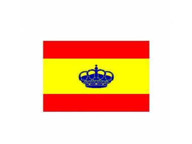 Bandera adhesiva españa 210x140mm Otros
