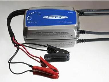 Cargador de Baterias MXS 14 Ctek Electricidad