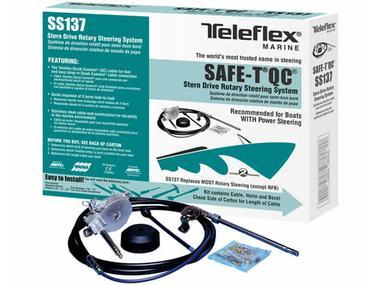Dirección mecánica Teleflex Safe-T QC Otros