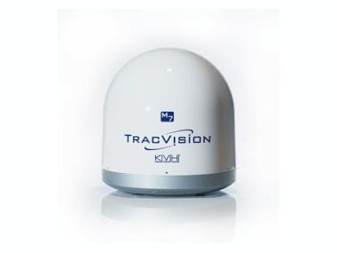 Antena de Televisión vía satélite KVH TracVision M7 Otros