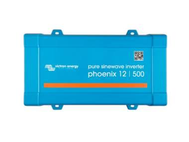Inversor Victron Phoenix 12V/500W Otros