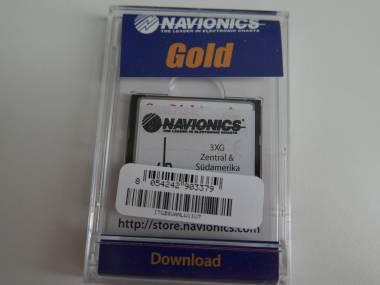 Navionics Gold Electrónica