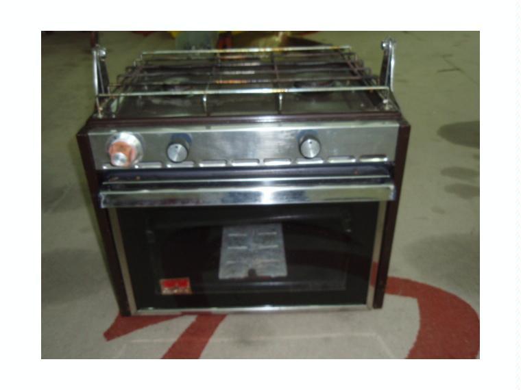 Cocina eno 2 fofones horno de segunda mano 75556 cosas for Cocinas para barcos