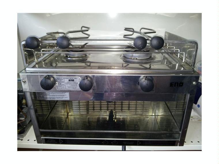 Cocina de segunda mano 50507 cosas de barcos - Cocinas para barcos ...