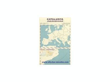 Cartas de navegación de altura - Mapes de navegaci Varios/Decor/Libros