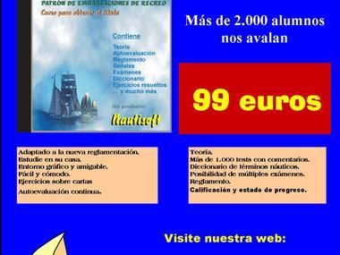 curso para PC de P.E.R (NAUTISOFT) Varios/Decor/Libros