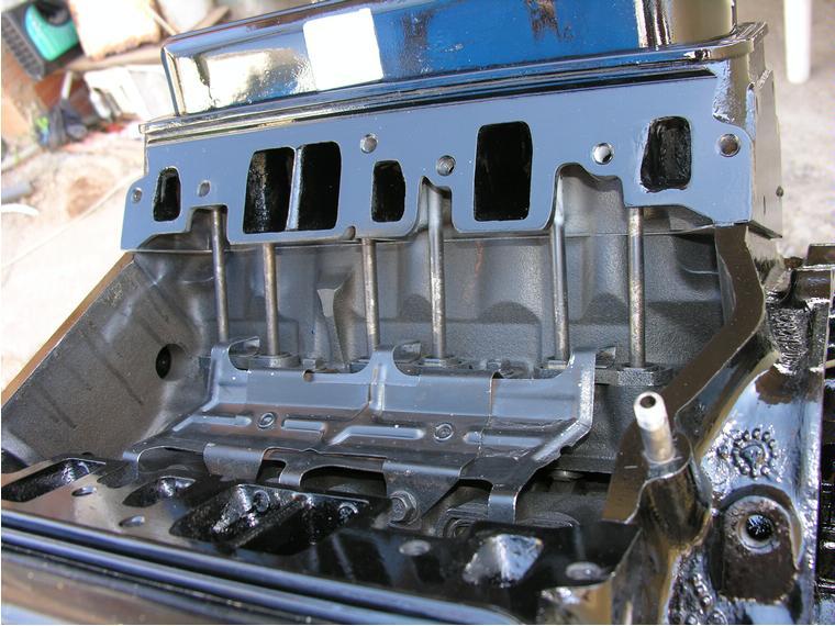 Bloque Motor Completo 4 3 V6 Para Mercruiser Y Volvo De