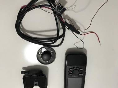 GPS Garmin 72 Electrónica