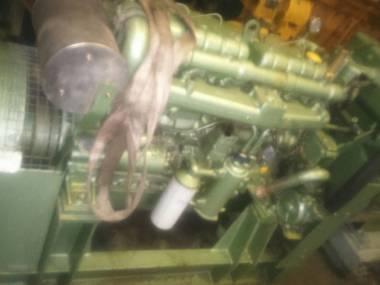 MARINE AUXILIAR ENGINE GUASCOR  H74 OF 180 KVA Motores