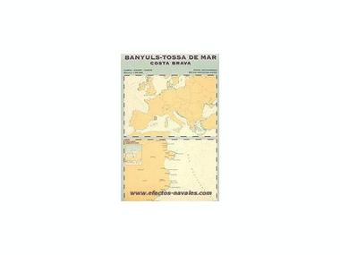 Cartas naúticas costeras - Mapes de navegacio Varios/Decor/Libros