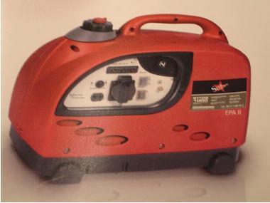 Generador digital inverter de 1000 W Electrecidade