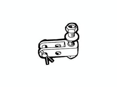 Enganche De Motor Articulado Motores
