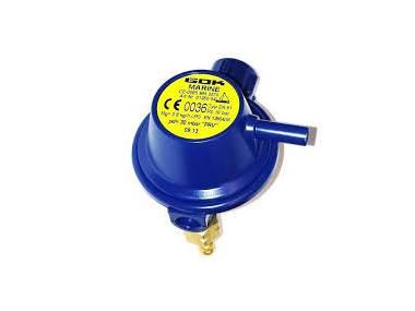 01280-04 GOK Marine Regulador de gas Mg = 0,8 pd = 30MB con válvula de alivio de sobrepresión Otros
