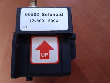 Solenoid 1500W Electricidad