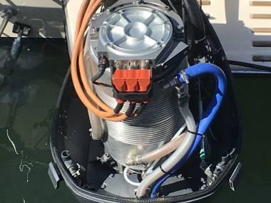 Motore fuoribordo elettrico Motores
