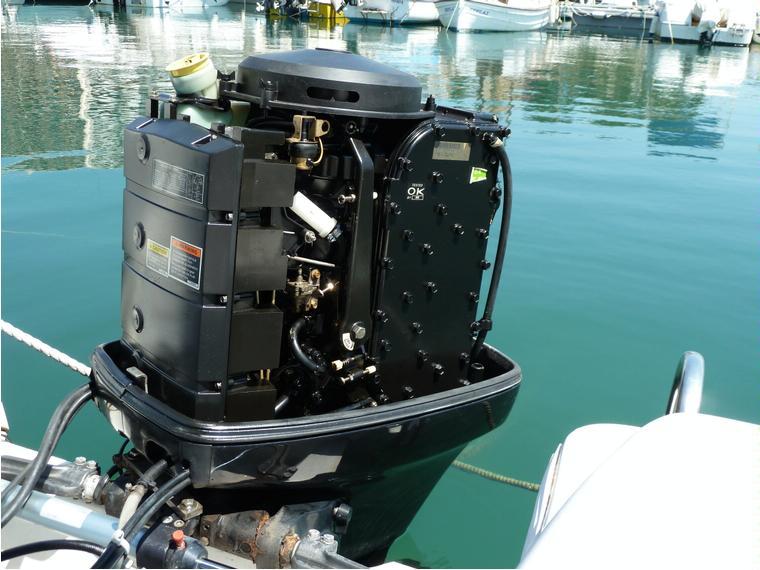 Mercury 115 Motor : Motor fueraborda mercury cv de segunda mano