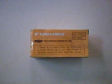 PAPEL TERMICO PARA SONDA FURUNO PD-1015 ( 9 X 15 CM ) Electrónica