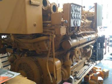 Caterpillar D398 Diesel Generator Motores