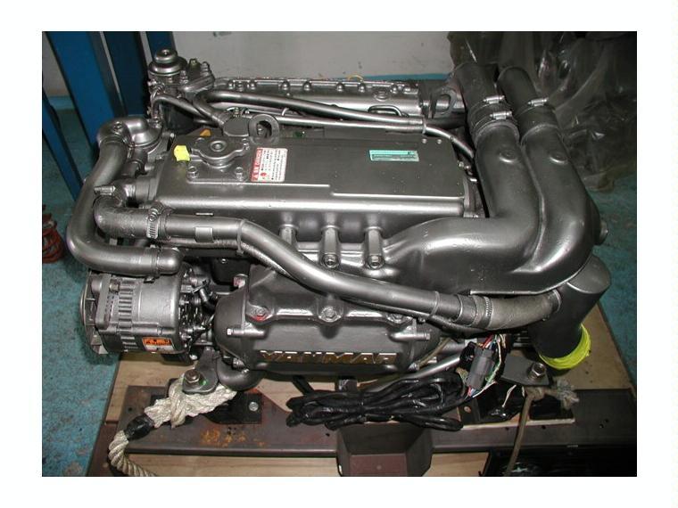 motor yanmar modelo 4jh3 htbe 73 60 kw  100 cv de segunda mano 68515