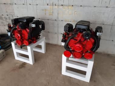 Motores volvo penta GL Motores