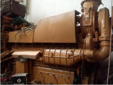 marine engine caterpillar 3606 of 2700 c.v Motores