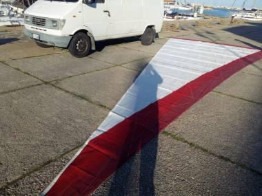 Genoa avvolgibile Elvstrom Navegación