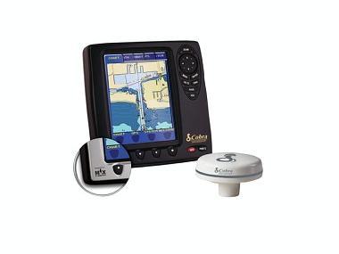 GPS/plotter Cobra MC 600 cx EU Electrónica