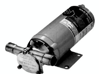 BOMBA ACHIQUE  12 V 50 Lts.002411 Motores