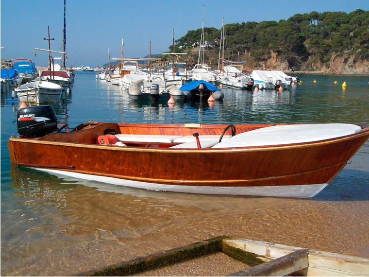alquilar costa brava classic paltr barco a motor