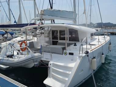 CATAMARAN LAGOON 400 - Flota Propia