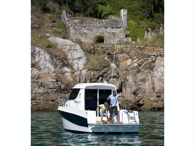 Rodman 810 Fisher&Cruiser Barco de pesca/paseo