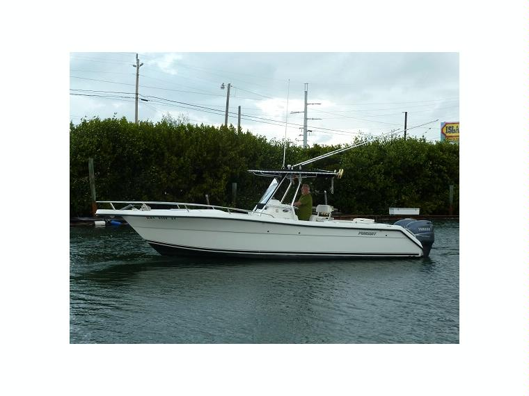 Barco pursuit 2670 cc cosas de barcos for 2670 5