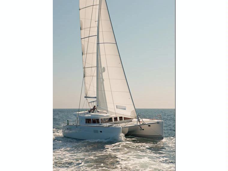 Lagoon 450 Catamarán de vela