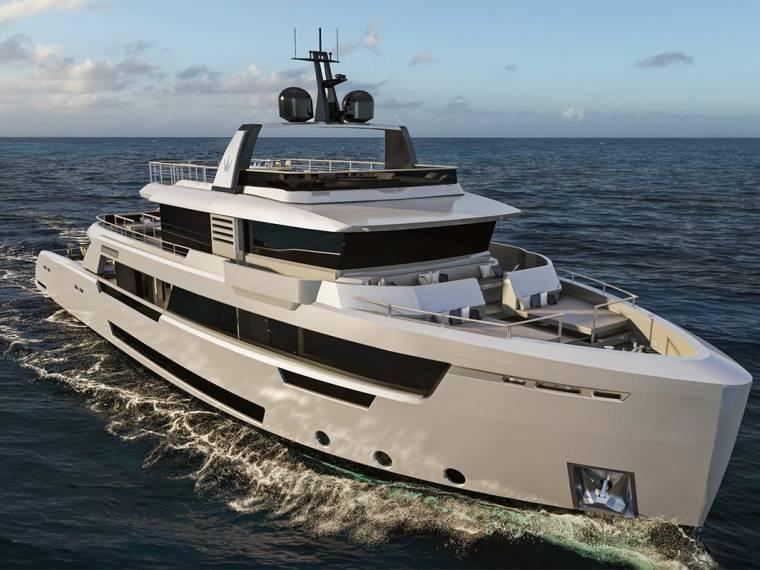 Ocean King Ducale 118 Yate a motor