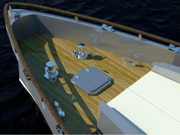 Barco Bering Yachts 70 | CosasDeBarcos com - Cosas de Barcos
