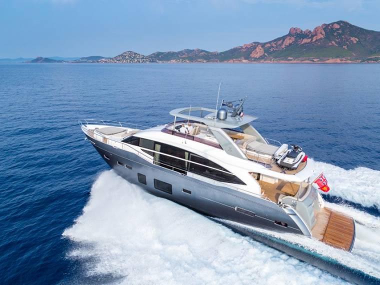 Barco Princess 75 Motor Yacht Cosas