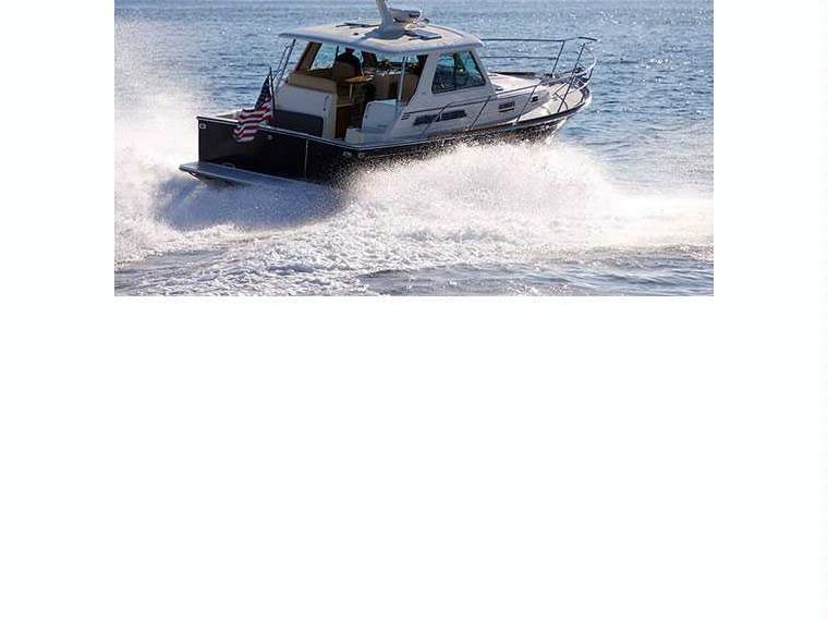 Barco Sabre 34 Express Motor Yacht