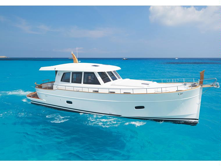 Sasga Yachts Menorquín 54 HT Yate a motor