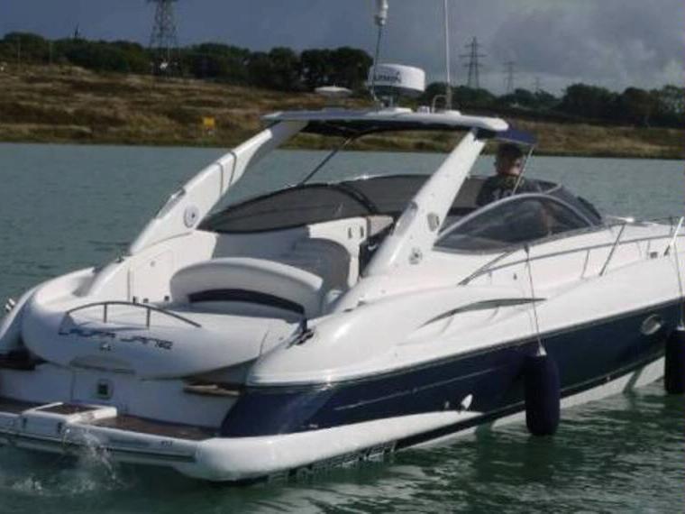 Barco sunseeker hawk 34 cosas de barcos for Barcos sunseeker nuevos