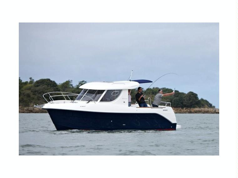 Quicksilver Captur 810 Arvor Barco de pesca/paseo