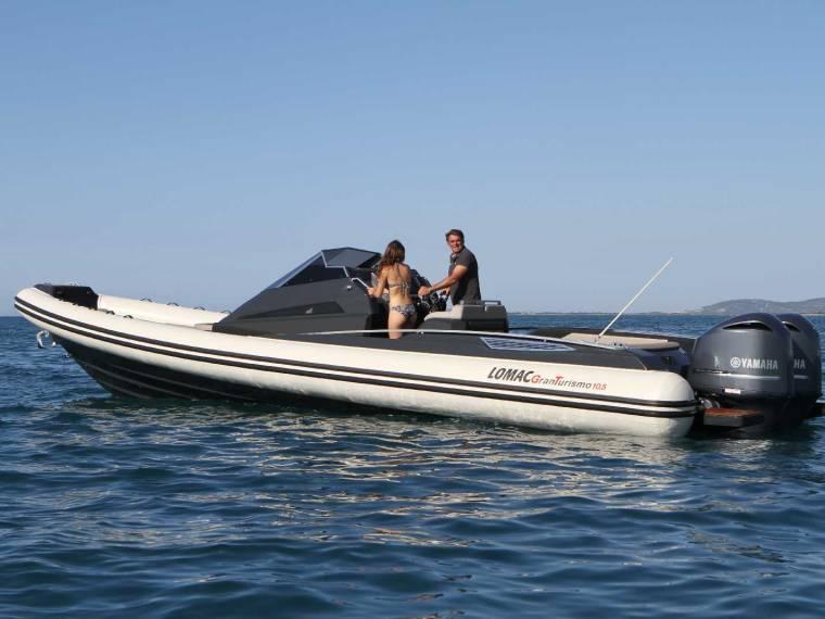 Lomac GranTurismo 10.5 Embarcación semirrígida