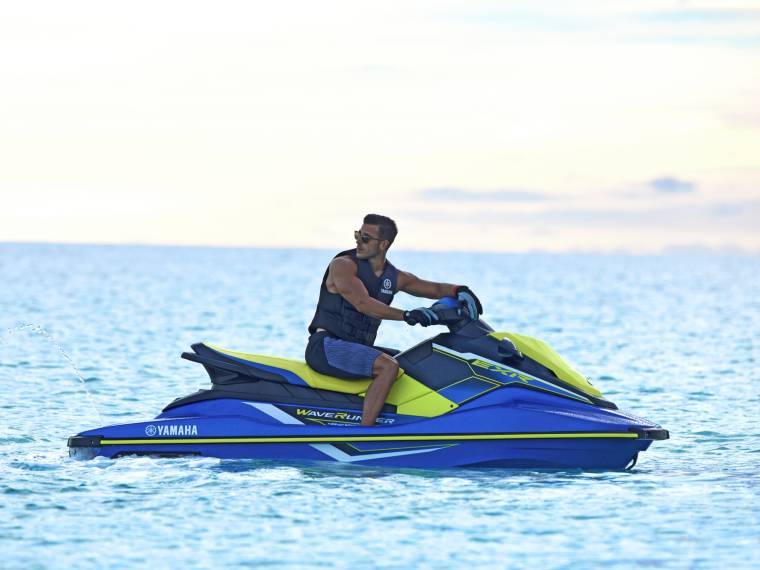 Yamaha EXR Moto de água