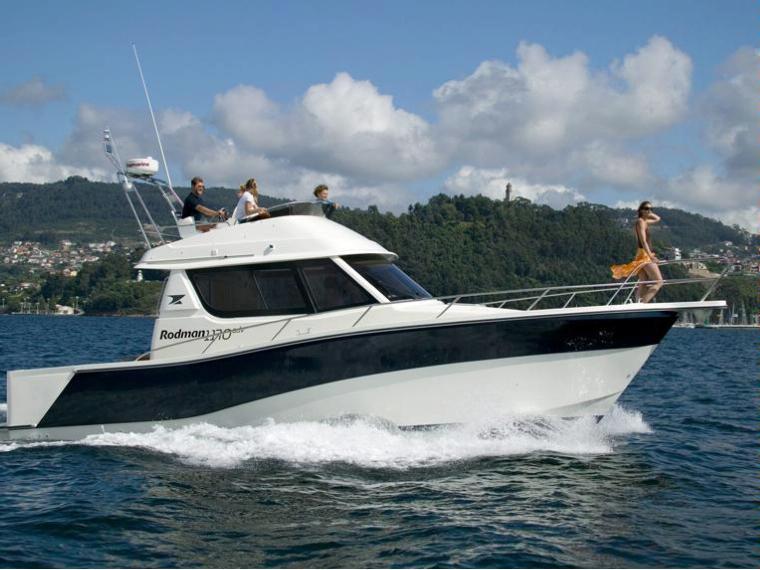 Rodman 1170 Fish&Cruiser Barco de pesca/paseo