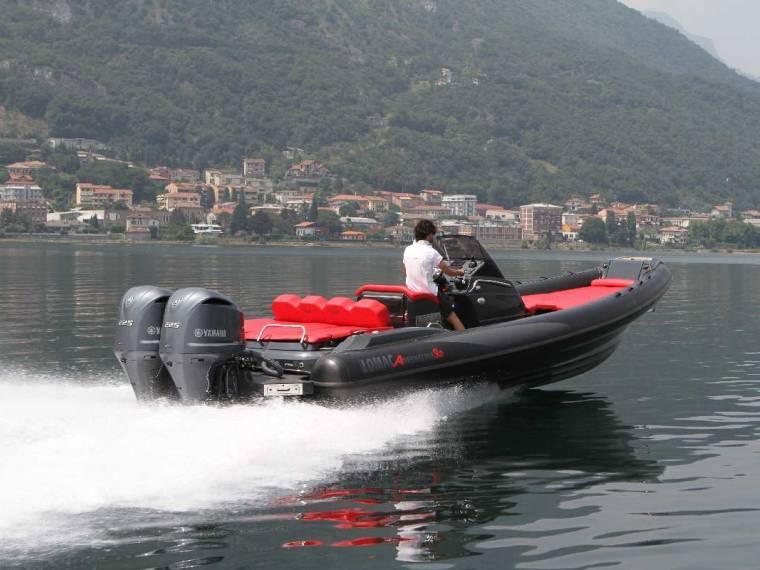 Lomac Adrenalina 9.0 FB Embarcación semirrígida