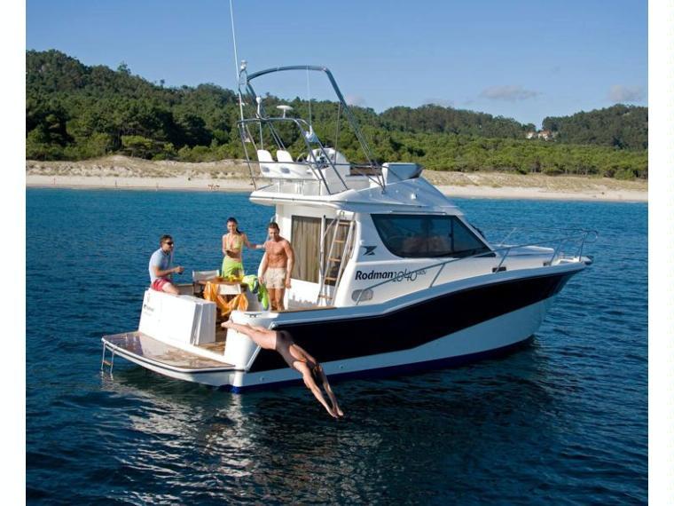 Rodman 1040 Fisher&Cruiser Barco de pesca/paseo