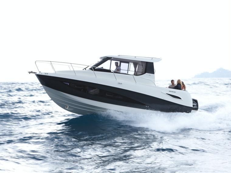 Quicksilver Activ 855 Cruiser Embarcación abierta