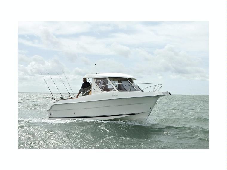 Quicksilver Captur 230 Arvor Barco de pesca/passeio