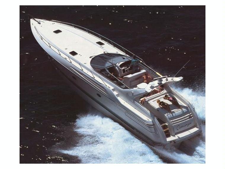Barco sunseeker camargue 55 cosas de for Barcos sunseeker nuevos
